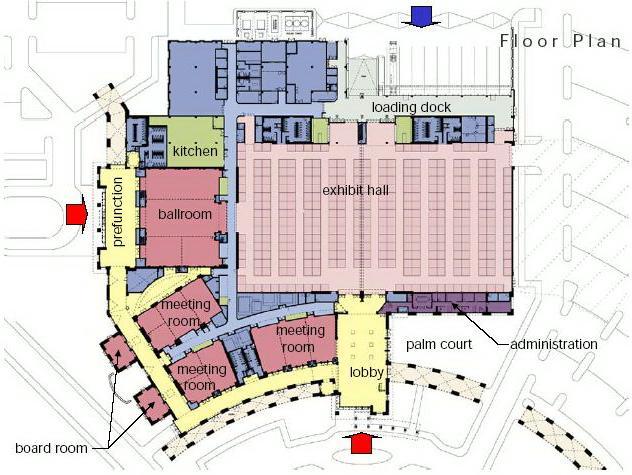 Orange County Convention Center Floor Plan: ORANGE COUNTY CONVENTION CENTER FLOOR PLAN Images