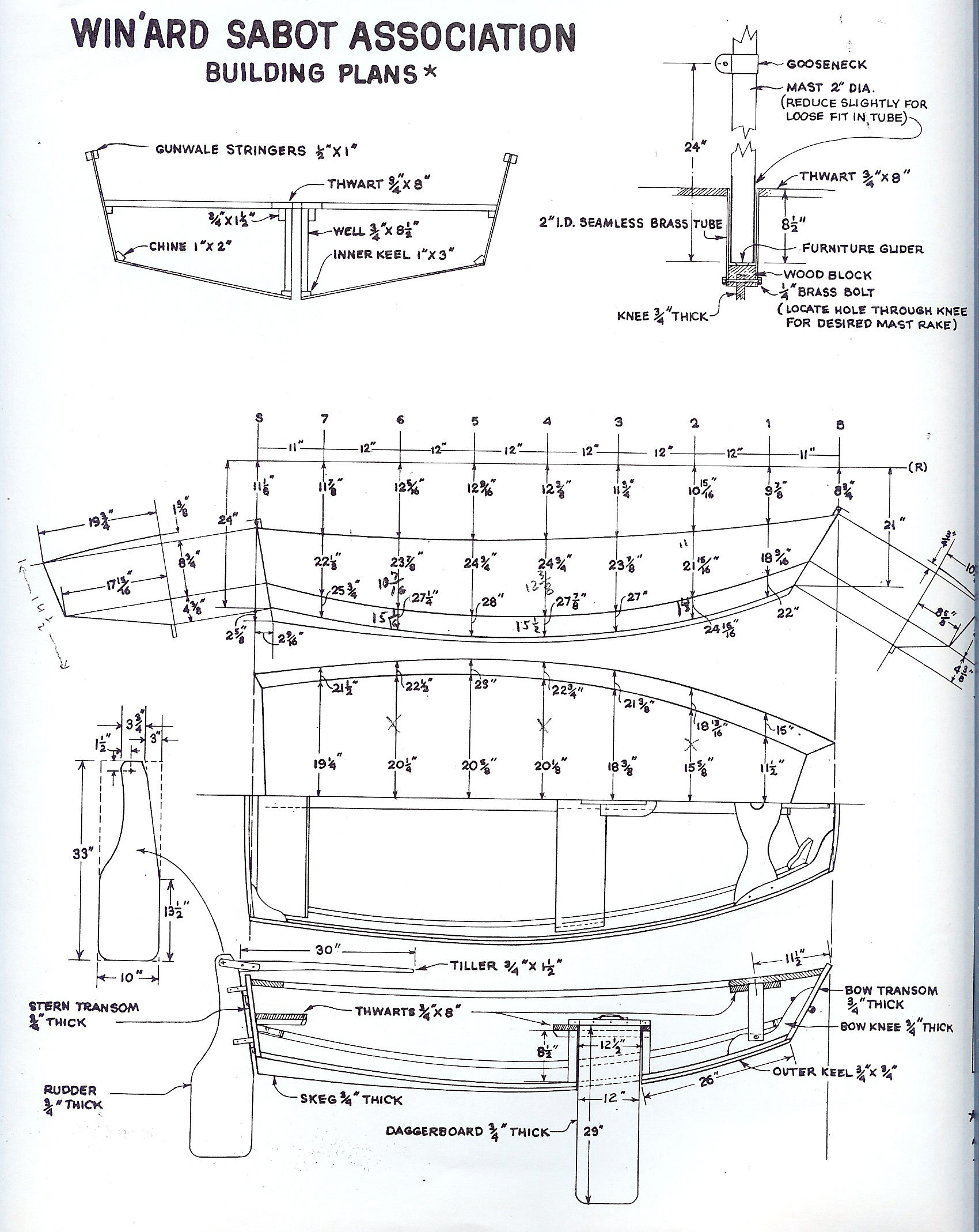 Free Plywood Boat Plans