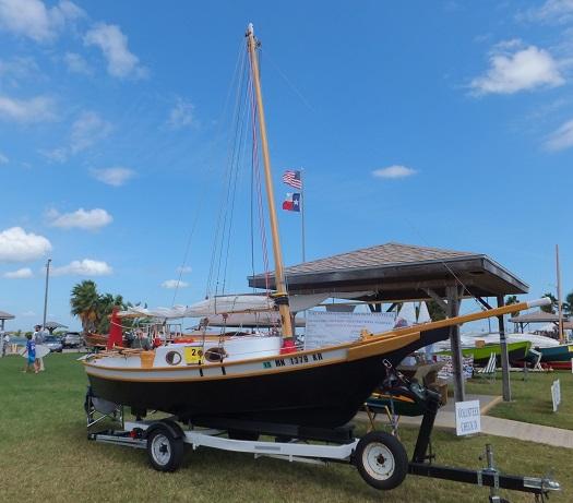 Port Aransas plyWooden Boat Fest 2015