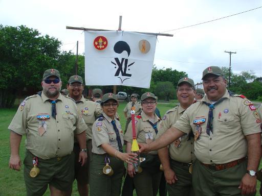 Woodbadge SR 859 Bobwhite Patrol – Wood Badge Ticket Worksheet