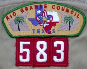 Troop 583 - McAllen, Texas